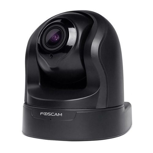 Foscam 2mp Indoorcamera Fi9936p Black