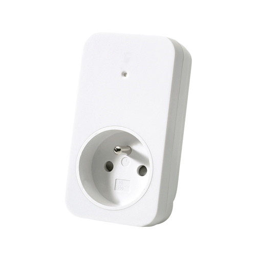 Klik-Aan-Klik-Uit Wallplug Smart Dimmer 200w Be 433mhz