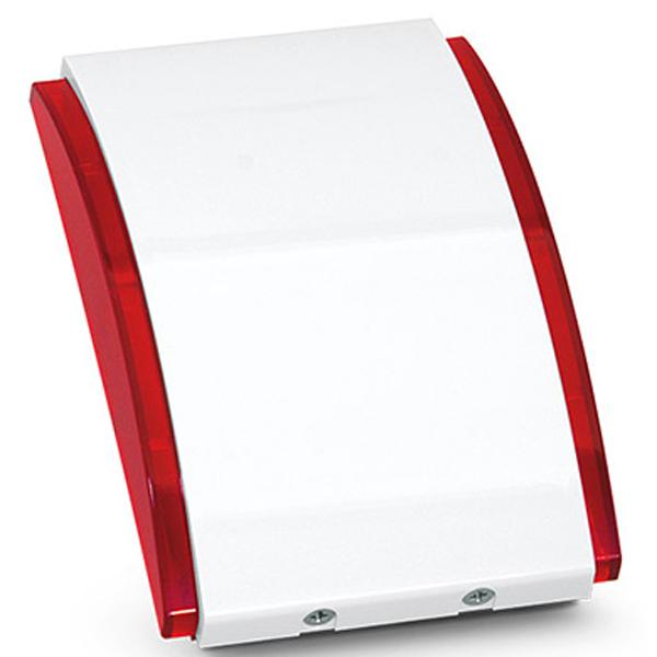 Satel Wireless Indoor Siren With Red Flashlight Asp-205