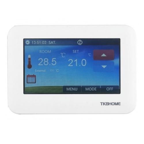 TKB Home Elektrische vloerverwarmingsthermostaat Z-wave TKB Home