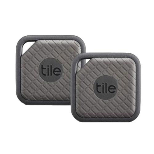 Tile Pro Black 2 Urb Pack Keychain Tile