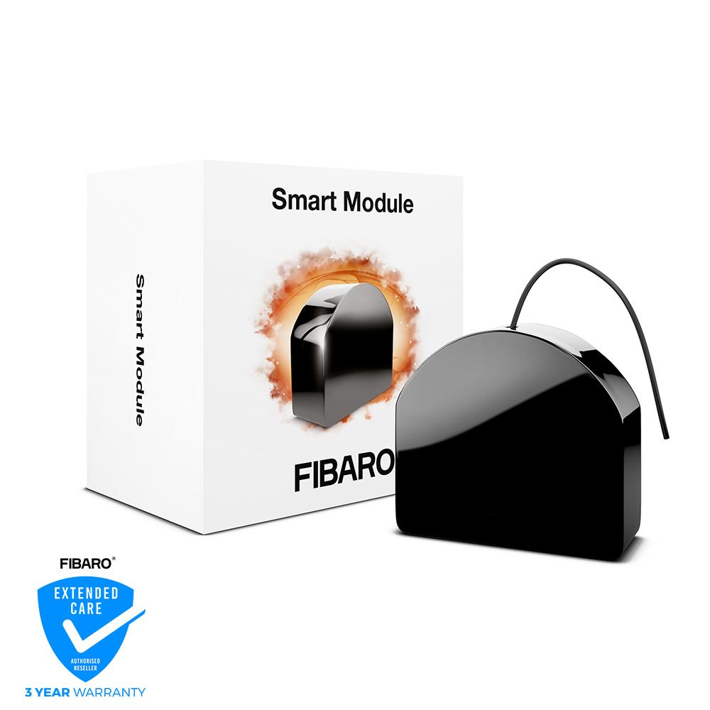 FIBARO Single Smart Module Z-wave Plus