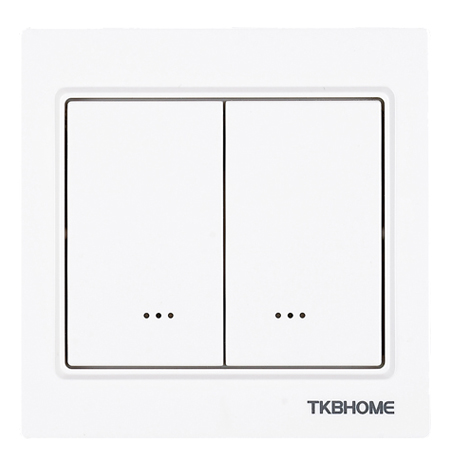 TKB Home Relais Z-Wave Plus 1380W dubbel Compleet