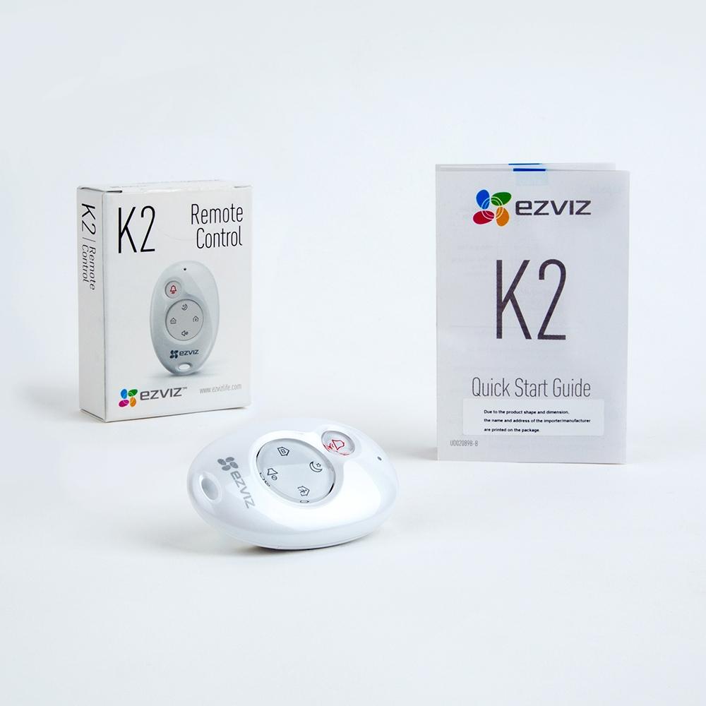 EzViz (Hikvision) K2 Afstandsbediening
