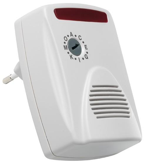 Klik-Aan-Klik-Uit Doorbell Cdb-6500c 433mhz