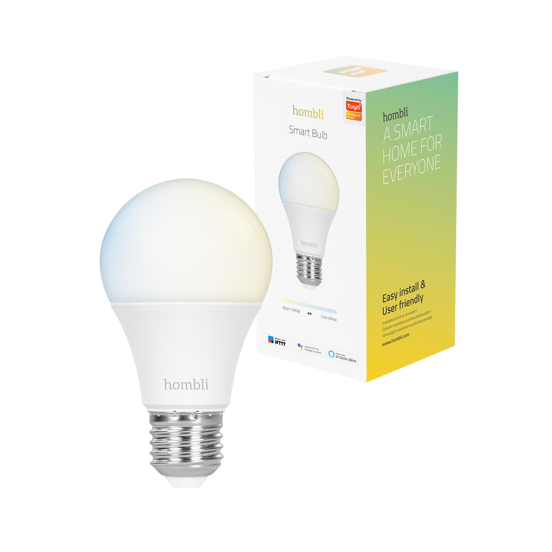 Smart Bulb E27 Wifi