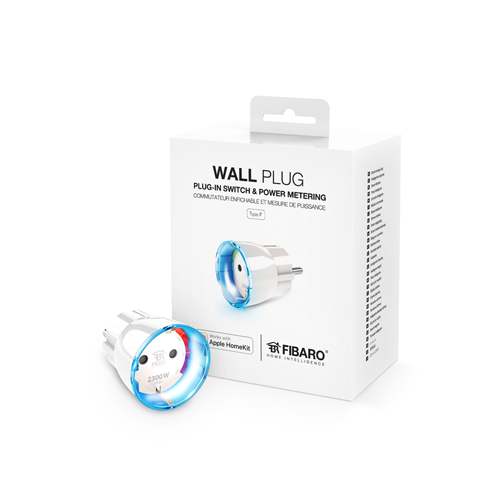 FIBARO Wall Plug HomeKit 2300W demo