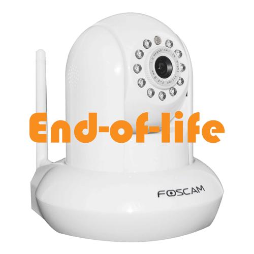 Foscam 1.3mp Pt Binnencamera Fi9821a Wit Eol