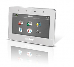 Satel Touchscreen Zilver Integra 4.3