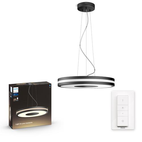 Philips Hue Plafondlamp Pendant Zwart