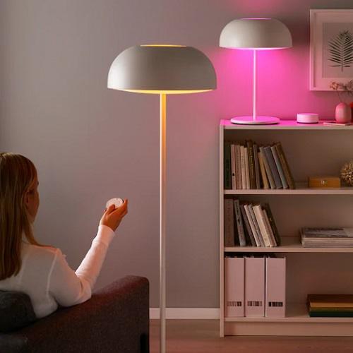 Ikea E27 Zigbee Rgbw Lamp Tradfri Robbshop