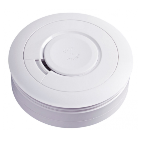 Popp Smoke Sensor Indoor Siren Z-Wave Plus