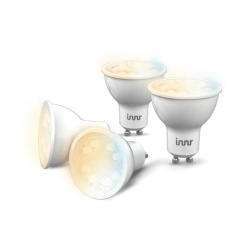 Innr GU10 Dimbare lamp 4-pack Zigbee demo