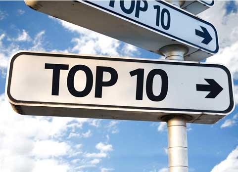 Top 10   Domotica Toepassingen