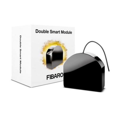 FIBARO Insert Switch 2*1500w Z-Wave Plus