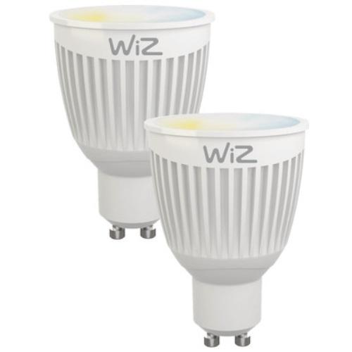 WiZ Duo pack witte GU10 Spot WiZ