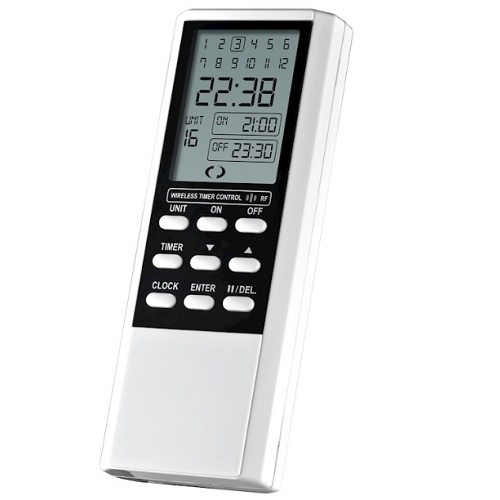 Klik-Aan-Klik-Uit Remote Control Timer Function Tmt-502