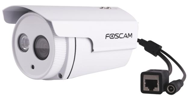 Foscam 1mp Outdoorcamera Poe Fi9803ep Eol