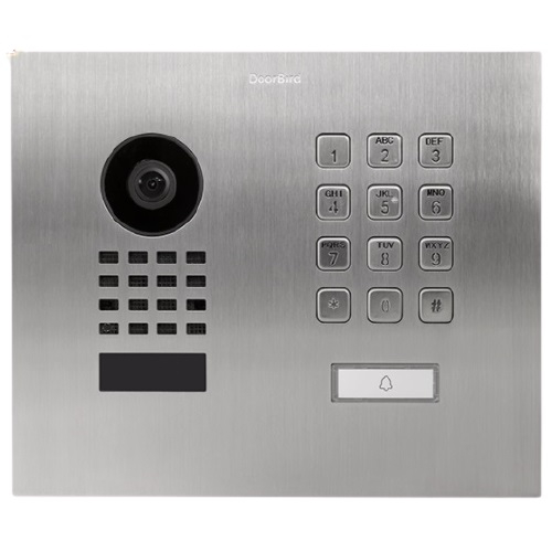 Doorbird Video deurbel inbouw full HD met keypad