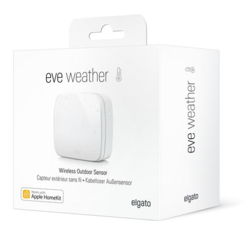 Elgato Buitensensor Eve Weather