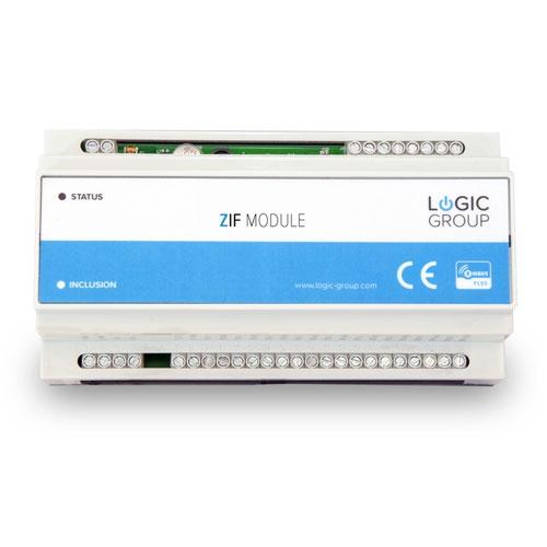 LogicHomeControl Relais Z-Wave Plus Dinrail 10 Z-Wave