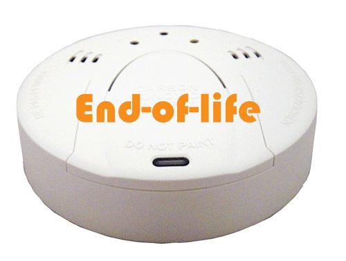 Vision Security CO Sensor Z-wave EOL