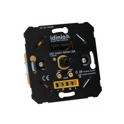 Idinio draaidimmer WiFi Led 200 watt
