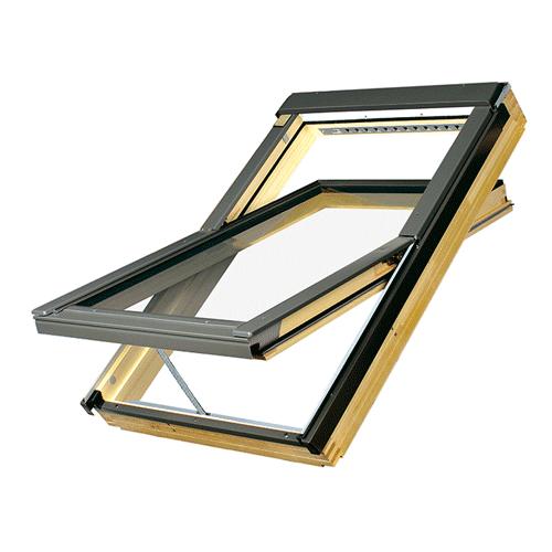 Fakro Skylight 94x140 Electric Z-Wave Ftp-V