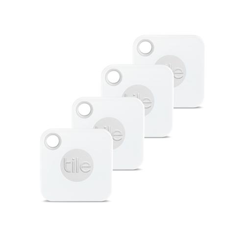 Tile 4 Pack Tile Mate Keychain Tile