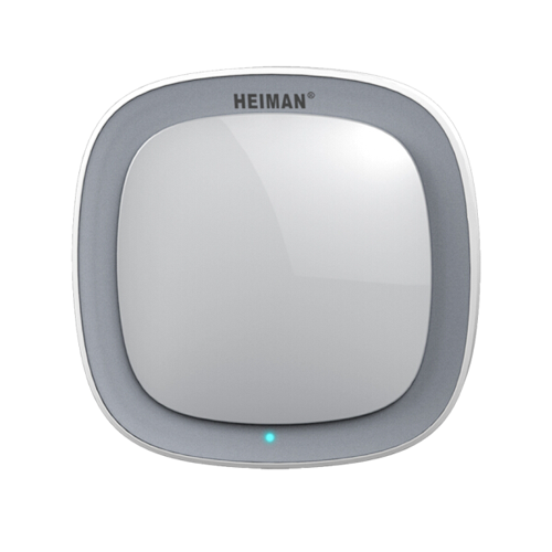 Heiman Bewegingssensor Z-Wave Plus demo