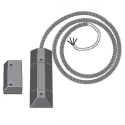 Satel Integra Opbouw Garagedeur Magneetcontact Weerstand