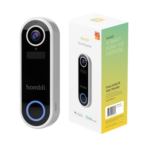 Hombli Smart Wireless Video Doorbell