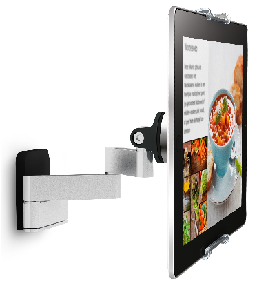 Vogel's Universal Tablet Holder With Swivel Arm