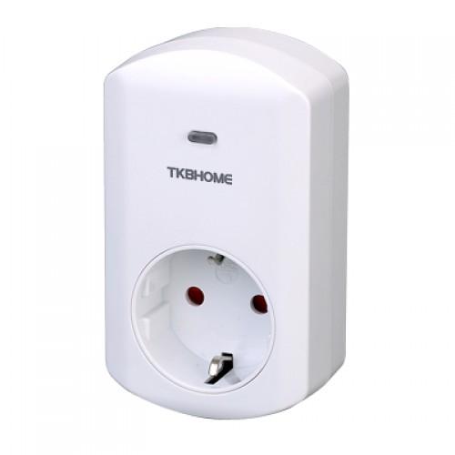 TKB Home Wallplug Smart Z-Wave 3000w Tkb Home Eol