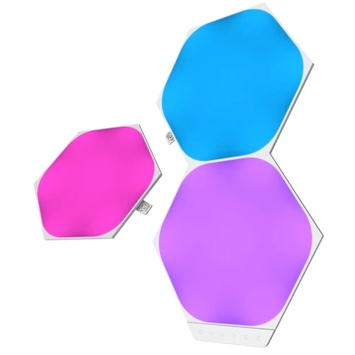 Nanoleaf Shapes Hexagon uitbreidingsset set van 3