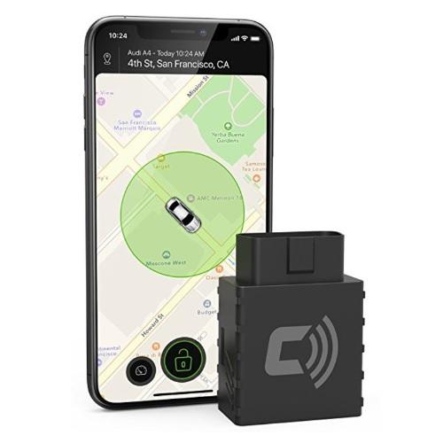 Carlock GPS tracker voor de auto