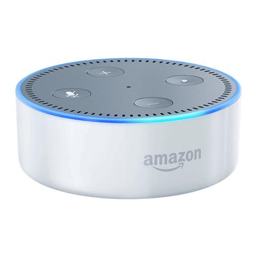 Amazon Alexa Echo Dot White
