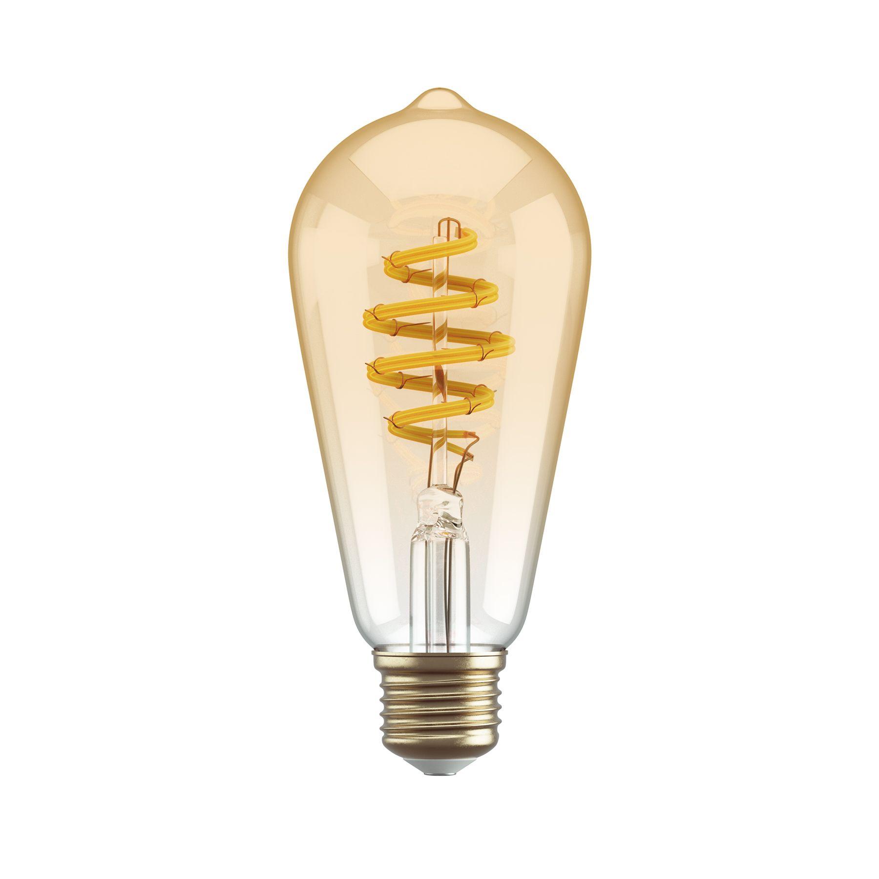 Hombli Slimme WiFi Lamp E27 ST64