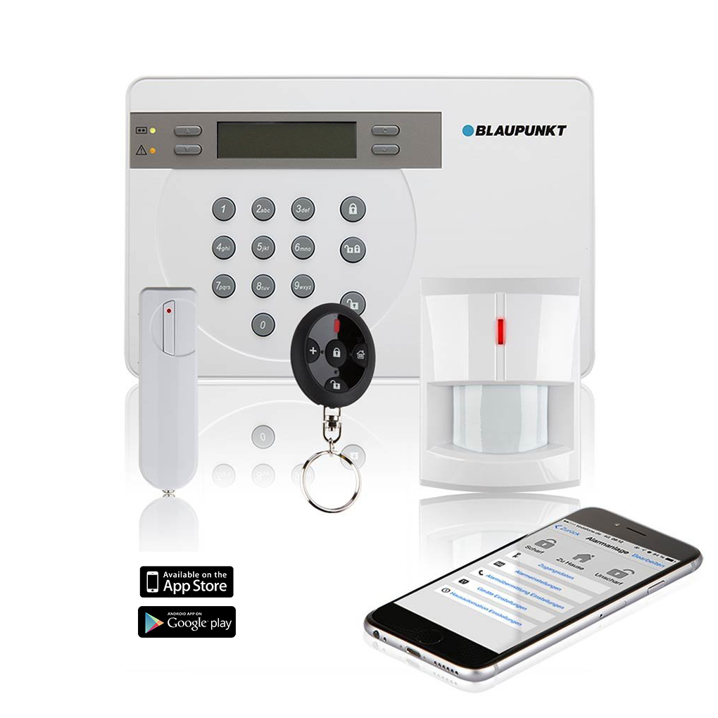 Blaupunkt Alarmsystem Wireless