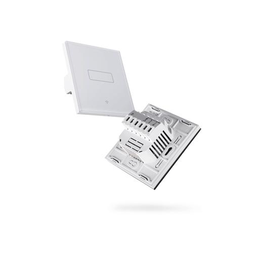 WiHouse Schakelaar Wifi 2300W enkel Compleet Wit Wifi