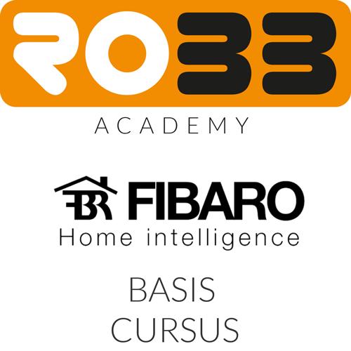 ROBB Smarrt Fibaro Cursus Voor Beginners