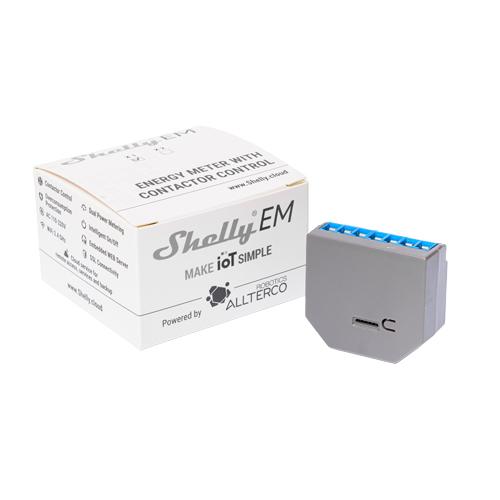 Shelly EM Energiemeter Shelly EM
