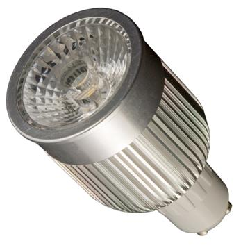 Tronix Led Spot Gu-10 9 Watt Warm Wit