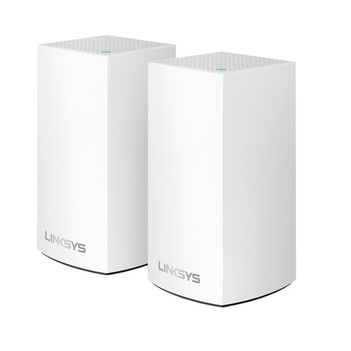 Linksys WiFi Router MESH Dualband 2-pack Linksys