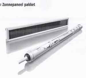 Somfy Solarpanel Tilt&Lift