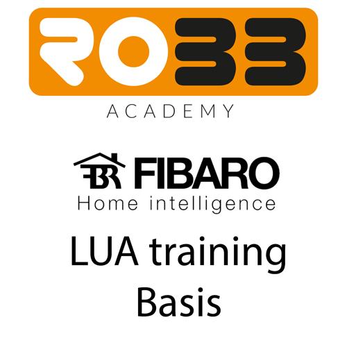 FIBARO LUA cursus basis 22-01-2020