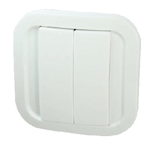 NodOn Draadloze Schakelaar Z-Wave Plus vier Cozy White