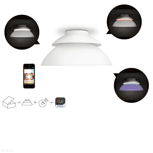 Philips Hue Beyond Ceiling-Light Starter Pack