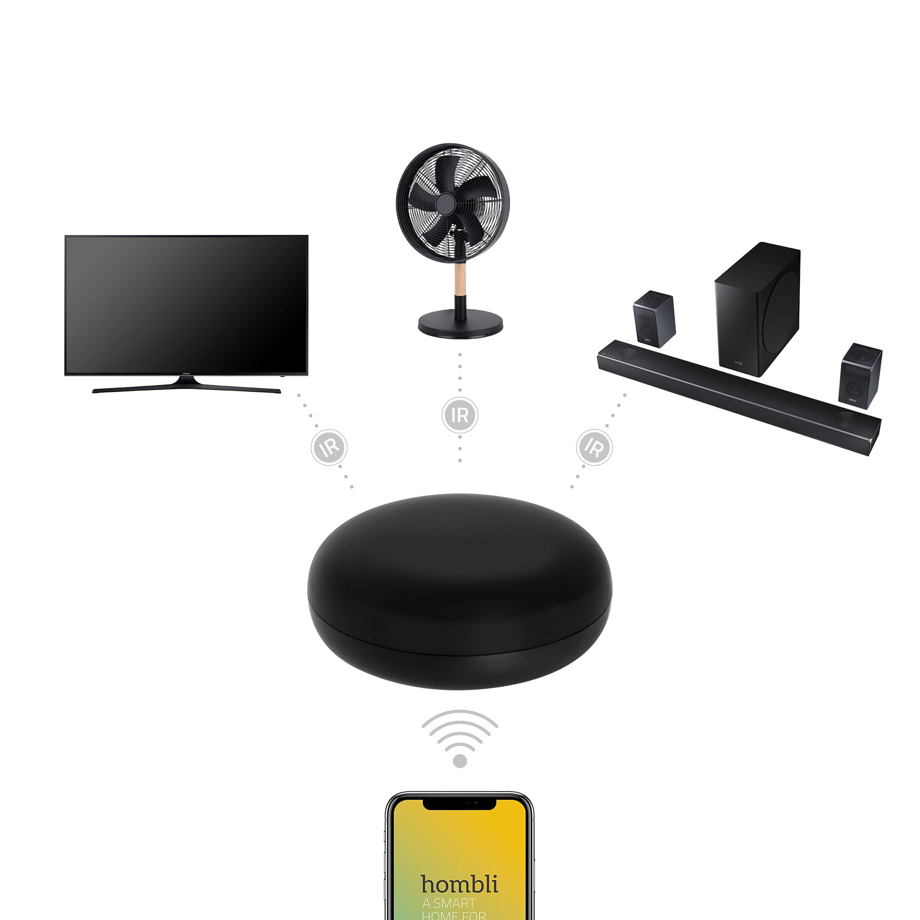 Hombli Smart IR Remote Control