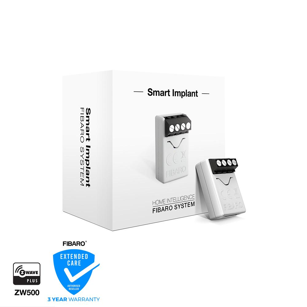 FIBARO Smart Implant Z-wave Plus